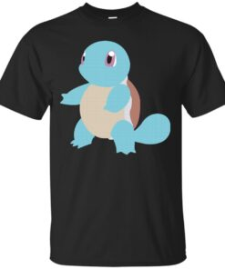 007 Squirtle Cotton T-Shirt