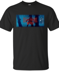 11 Meets 12 doctor who Cotton T-Shirt