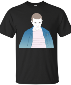 11 stanger things Cotton T-Shirt