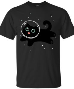 2001 A Space Nyaadessy Cotton T-Shirt