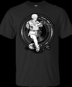 25V COMBAT CAMERA Cotton T-Shirt