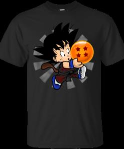 4 star memory dragon ball Cotton T-Shirt