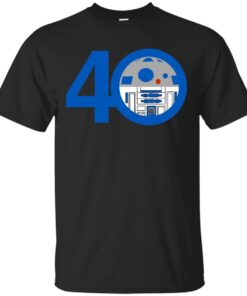 40 Years of the Force Cotton T-Shirt