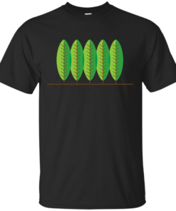 5 Trees trees Cotton T-Shirt