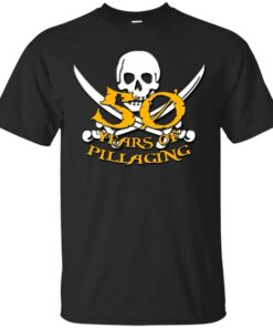 50th Anniversary of Pirates of the Caribbean Cotton T-Shirt