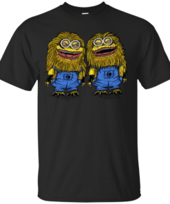 80s Minions minions Cotton T-Shirt