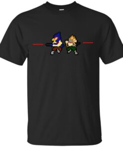 8Bit Spacies Cotton T-Shirt