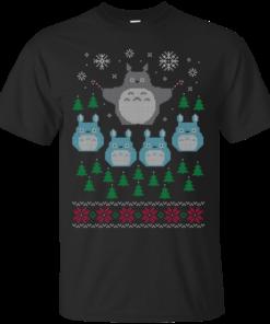 A Christmas Flight nerdy Cotton T-Shirt