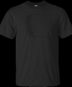 A Cool Baseball Flag Cotton T-Shirt