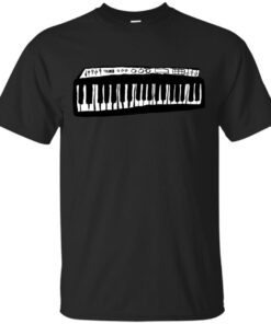 A Cool Keyboard Cotton T-Shirt