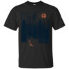 A Fox in the Wild Cotton T-Shirt