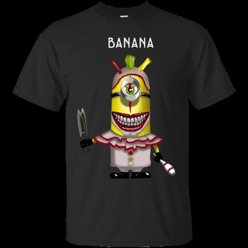 A Minion Horror Story american horror story Cotton T-Shirt