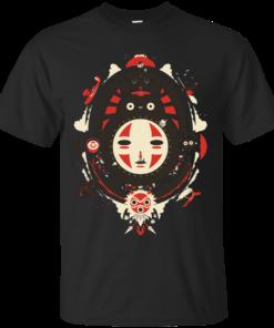 A New Wind ponyo Cotton T-Shirt