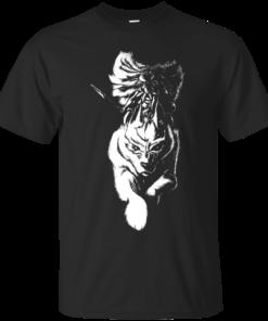 A Noir Princess princess mononoke Cotton T-Shirt