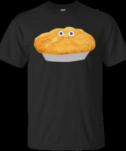 A Tasty Friend pie Cotton T-Shirt