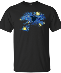 A night with spirits anime Cotton T-Shirt