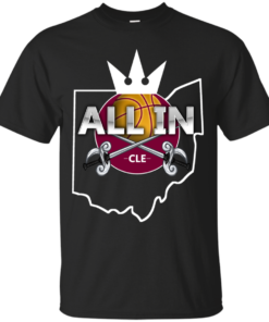 ALL IN 216 all in Cotton T-Shirt