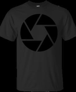 APERTURE Cotton T-Shirt