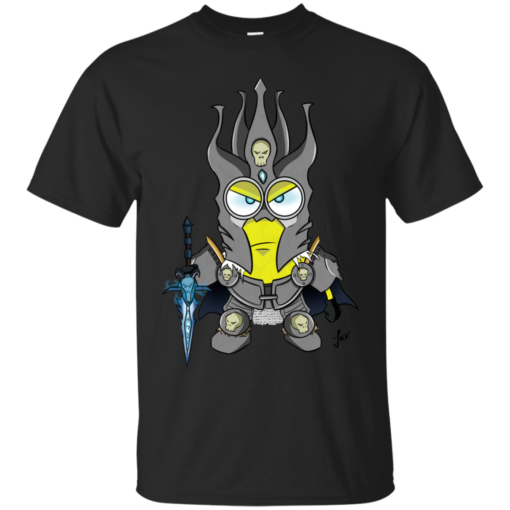 ARTHASMINION wow Cotton T-Shirt