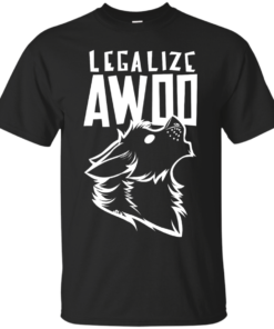 ATW Legalize Awoo Cotton T-Shirt