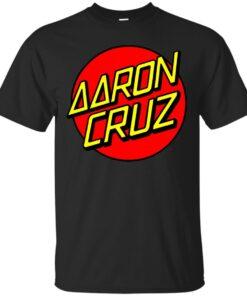 Aaron Cruz Skateboards Cotton T-Shirt