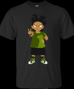 Abel DBZ the weeknd Cotton T-Shirt