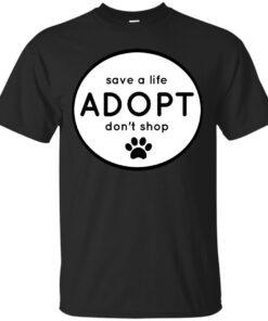 Adopt Cotton T-Shirt