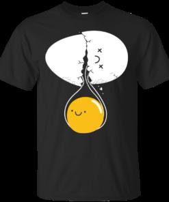 Afterlife egg Cotton T-Shirt