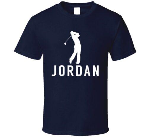 Air Jordan Jordan Speith Pga Golf Legend Speithless Player History T Shirt