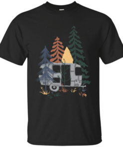Airstream in the Wild airstream Cotton T-Shirt