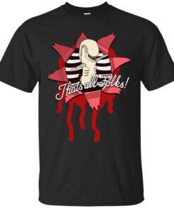 Alien Vs Looney Tunes Cotton T-Shirt