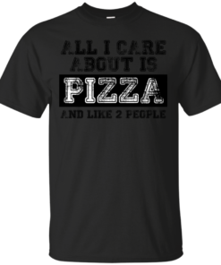 All I care about lolfunny Cotton T-Shirt