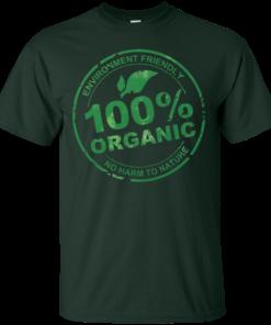 All Natural organic Cotton T-Shirt