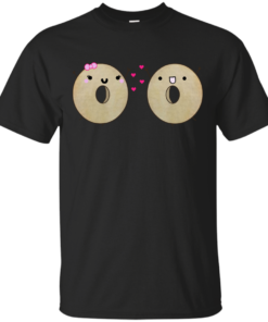 All You Knead Is Love bagels Cotton T-Shirt