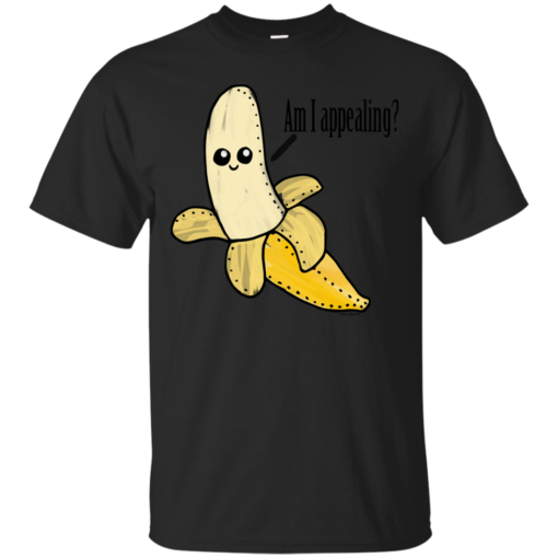 Am I Appealing grafxquest Cotton T-Shirt