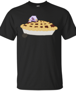 Amethyst Pie crystal clods Cotton T-Shirt