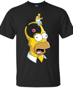Ammazing Dohnut the simpsons Cotton T-Shirt