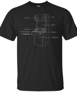 Anatomy Of Popn Cotton T-Shirt