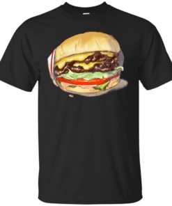 Animal Style burger Cotton T-Shirt
