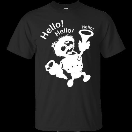 AnnoyoTron graphic design Cotton T-Shirt