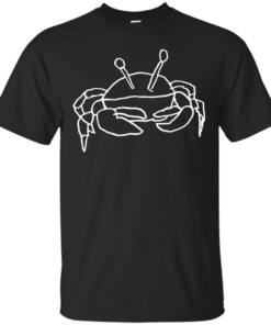 Another Cool Crab Cotton T-Shirt