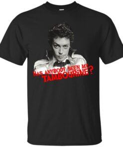 Anything Can Happen on Halloween Cotton T-Shirt