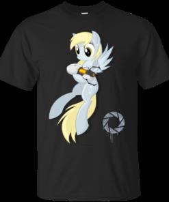 Aperture Derpy Cotton T-Shirt