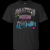 Arkham Alumni 0805 suicide squad Cotton T-Shirt