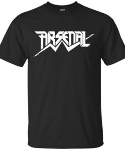 Arsenal Band Cotton T-Shirt