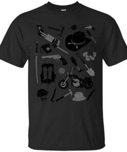 Artifacts Walking Dead Cotton T-Shirt