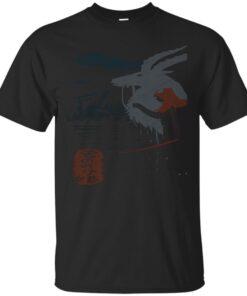 Ashitaka Cotton T-Shirt