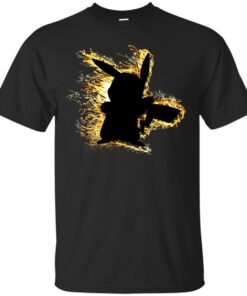 Attack Collection ThunderShock Cotton T-Shirt