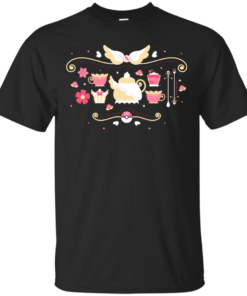 Audino Tea Time amisi Cotton T-Shirt