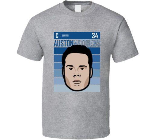 Auston Matthews Toronto Hockey Cool Fan T Shirt